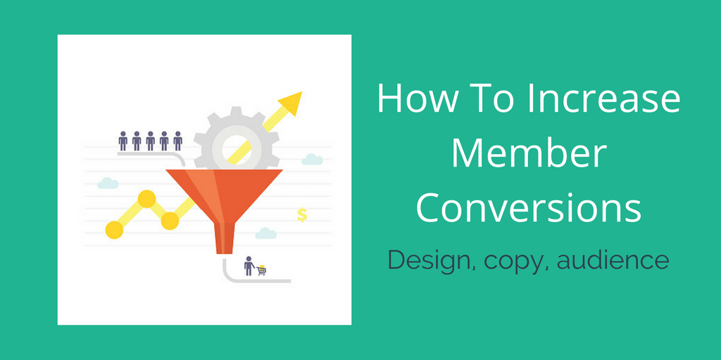 How to Increase Conversions on Your Association's Website