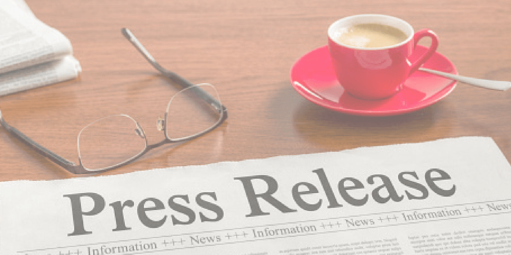 The State of Press Releases in 2018 + How To Write One