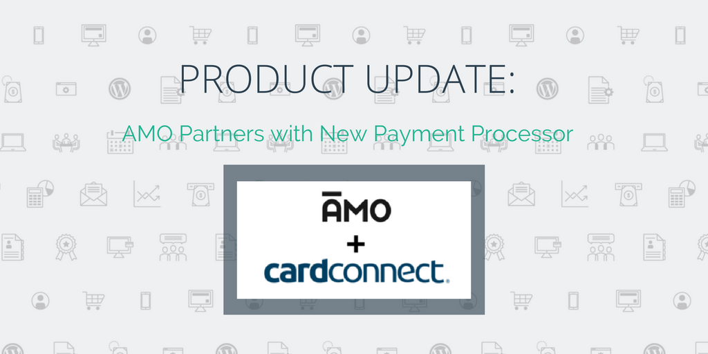 AMO Partners with CardConnect