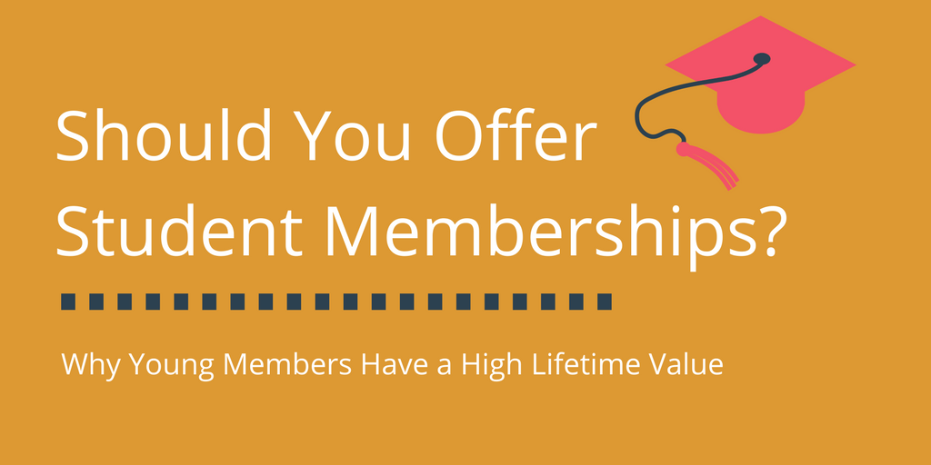 Should Your Association Offer Student Memberships?