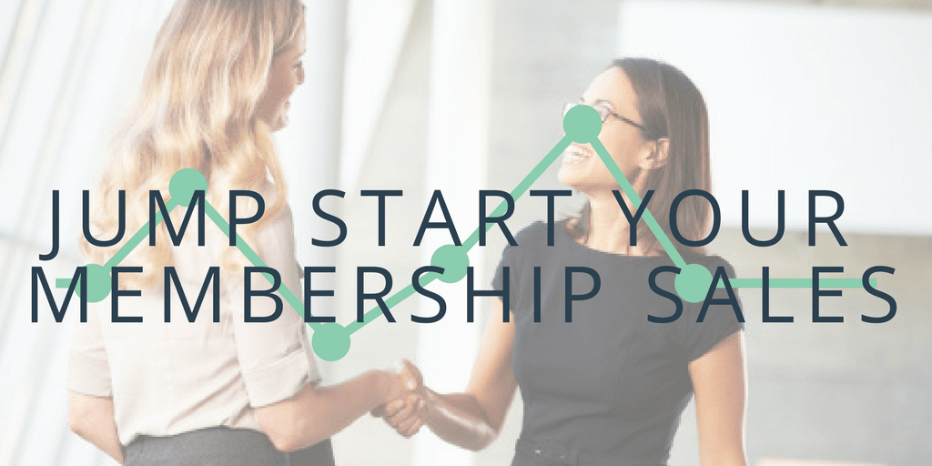 How To Jump Start Your Association's Membership Sales