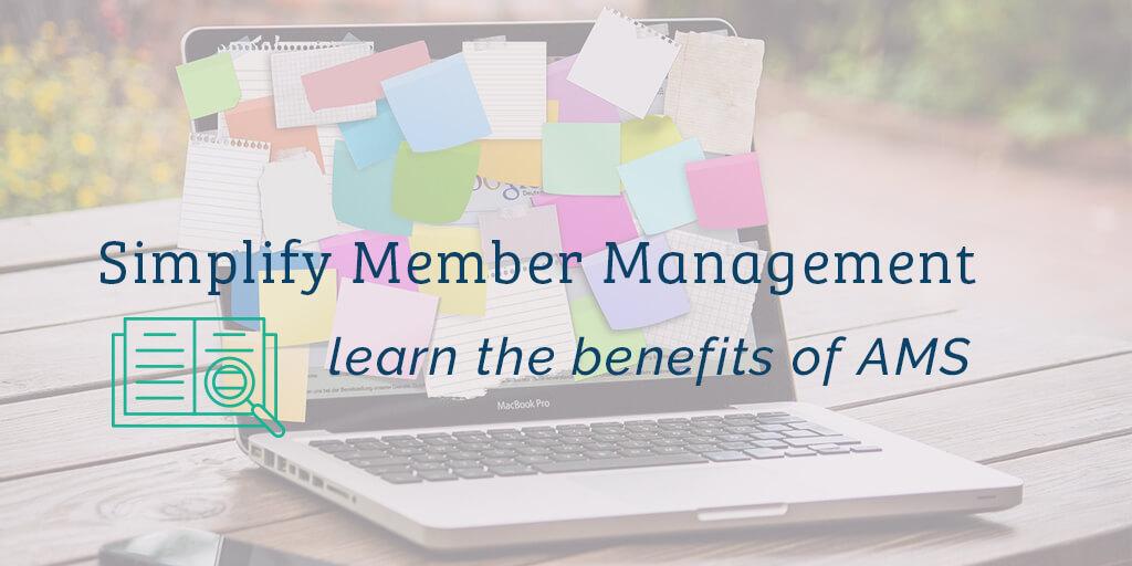 Association Management Software Simplifies Member Management